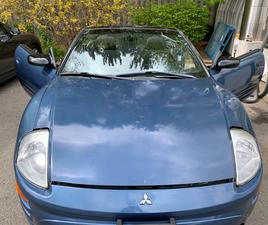 MITSUBISHI ECLIPSE GS CONVERTIBLE CHEAP ON GAS | CARS & TRUCKS | HAMILTON | KIJIJI