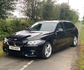 2015 BMW 520D M-SPORT TOURING (CHEAPEST ONLINE!)