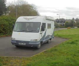 PEUGEOT, BOXER 320 MWB, OTHER, 1996, 2446 (CC) PILOTE GALAXY 27 MOTORHOME