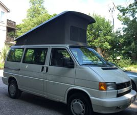 1993 VOLKSWAGON WEEKENDER EUROVAN | CARS & TRUCKS | CITY OF TORONTO | KIJIJI