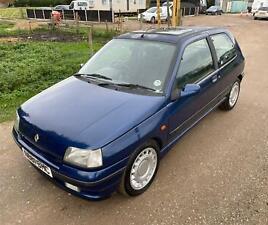 1995 RENAULT CLIO RSI NOT WILLIAMS