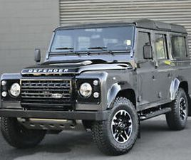 1991 LAND ROVER DEFENDER 110 LIMITED ADVENTURE COLLECTORS EDITION