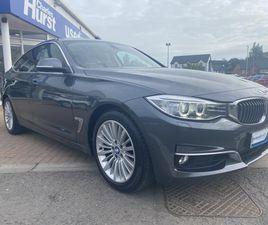 BMW 3 SERIES 320I LUXURY 5DR STEP AUTO 2.0
