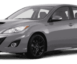MAZDASPEED3 TOURING 5-DOOR MANUAL