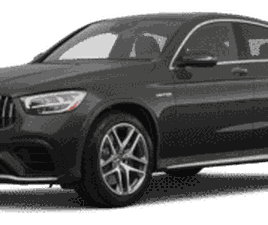 AMG GLC 63 S COUPE 4MATIC+
