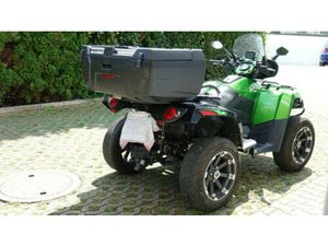 ARCTIC CAT 700 XT TRV