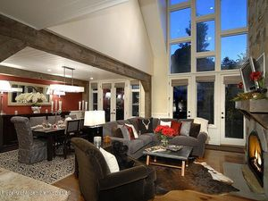 Spacious Rental Home in Aspen's West End