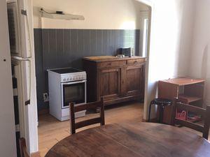 Secteur Crespian / Appartement de type 3 meublé avec parkin