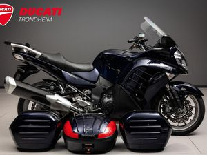 KAWASAKI 1400 GTR ABS FACELIFT