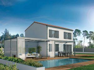 Villa à étage 86m² 3ch et garage