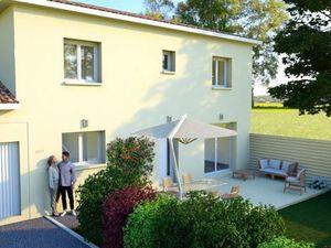 Maison 4 chambres+ garage+ terrain+ 30330