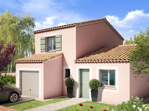 Maison étage+ suite parentale+ 13640
