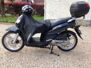 SCOOTER TWEET50 4 T
