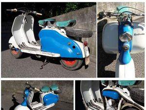 LAMBRETTA LD 125 1951 VESPA E MOLTE ALTRE MOTO EPOCA