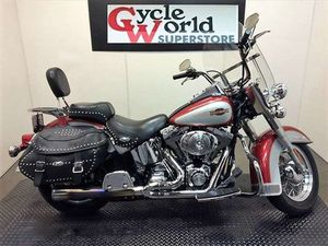 HARLEY-DAVIDSON FLSTC - HERITAGE SOFTAIL® CLASSIC 2005 USED MOTORCYCLE FOR SALE IN TORONTO