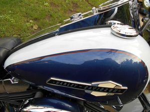 HARLEY-DAVIDSON HERITAGE SOFTAIL MEXICAN CHICANO STYLE