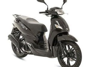 PEUGEOT TWEET 125CC 125 ABS SCOOTER 2017MY 125 ABS