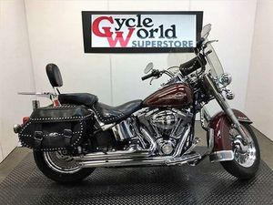 HARLEY-DAVIDSON FLSTC - HERITAGE SOFTAIL® CLASSIC 2008 USED MOTORCYCLE FOR SALE IN TORONTO