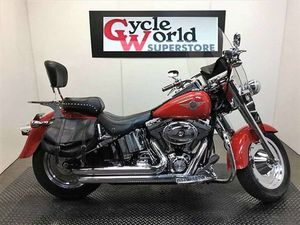 HARLEY-DAVIDSON FLSTF - FAT BOY® 2002 USED MOTORCYCLE FOR SALE IN TORONTO