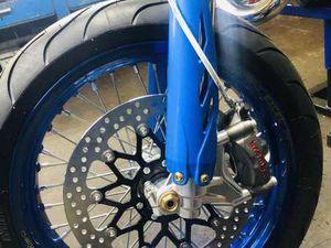 TM 125 SUPER MOTO