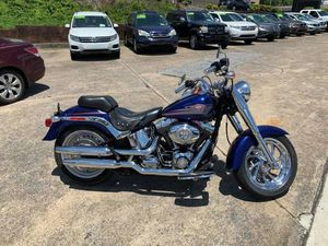 2007 HARLEY FAT BOY