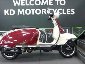 ROYAL ALLOY GT300 ROYAL ALLOY TG S MODERN CLASSIC AUTOMATIC SCOOTER ORDER TODAY 300CC