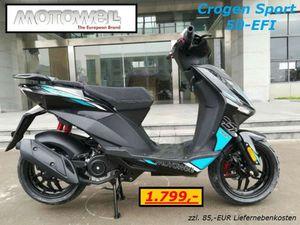 MOTOWELL CROGEN-SPORT 50I / 4PS / CBS-BREMSE/ NO AEROX SPEEDFIGHT