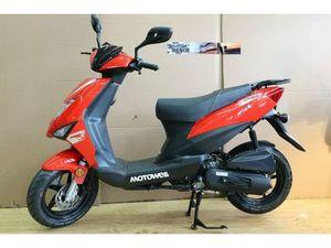 MOTORROLLER MOTOWELL MAGNET CITY 45 E4 ROT ROLLER NEUFAHRZEUG