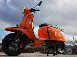 ROYAL ALLOY GT200 ROYAL ALLOY 200CC LC AUTOMATIC RETRO CLASSIC SCOOTER LOW RATE FINANCE 20