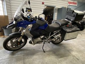 BMW R1200GS 2008 USED MOTORCYCLE FOR SALE IN LONDON