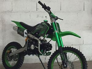 MOTO DE CROSS DIRT BIKE 125 CC DOUBLEZEN MACHINERY NEUVE 2020