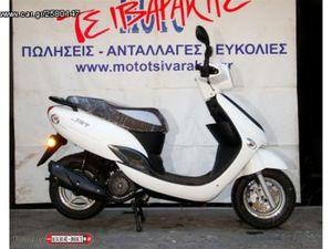 ΜΟΤΟΣΥΚΛΈΤΑ ROLLER/SCOOTER '12 LINTEX JET 125 2012