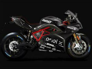 AUTRES ENERGICA EGO MOTO E SPORT BLACK KIT 21.5 KWH
