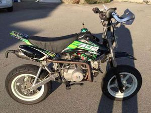 PIT BIKE 125CCM SUPERMOTARD