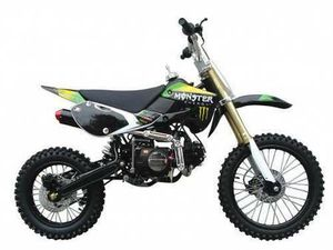 150CC BIG WHEEL DIRTBIKE - LIMITED STOCK
