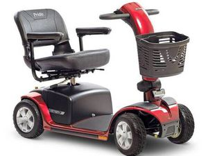 2020 PRIDE MOBILITY VICTORY 10 4 WHEEL