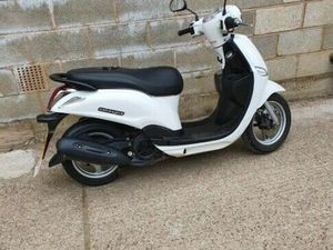 YAMAHA, MOPED SCOOTER D'ELIGHT, 115 (CC) | IN BLIDWORTH, NOTTINGHAMSHIRE | GUMTREE