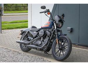 USED HARLEY-DAVIDSON SPORTSTER XL1200NS IRON 1200 FOR SALE IN GLASGOW