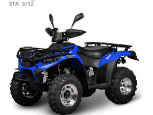 CROSSFIRE X300CC FARM QUAD - SHAFT DRIVE NEW $5690 CRATED (NOW IN STOCK))