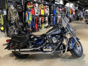 SUZUKI INTRUDER 2004 USED MOTORCYCLE FOR SALE IN DIEPPE