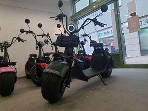 NEU! BIGFOOT ELEKTRO-SCOOTER 2021 MODELL ''MILITARY-GREEN''