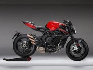 MV AGUSTA BRUTALE 800 ROSSO 2021 NEW MOTORCYCLE FOR SALE IN HAMILTON