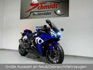ANDERE TARO MOTOR GP 125 | NO CBR YZF DUKE GSX R RST