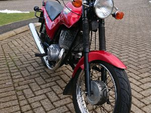 JAWA 350CC 1995, TYPE 640 | IN EAST CALDER, WEST LOTHIAN | GUMTREE