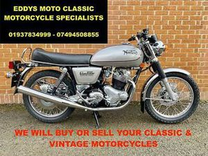 WE BUY CLASSIC & VINTAGE MOTORCYCLES! BRITISH & JAPANESE MOTORCYCLES -EDDYS MOTO