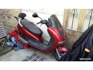 SCOOTER PEUGEOT ELYSEO 125