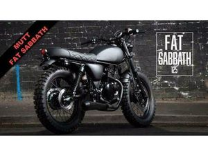 2021 MUTT SABBATH FAT SABBATH ***BRAND NEW*** | IN PORTSLADE, EAST SUSSEX | GUMTREE