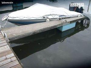Recherche ponton bateau