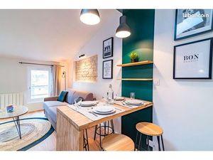 Lofts meublés de standing pour location moyenne durée