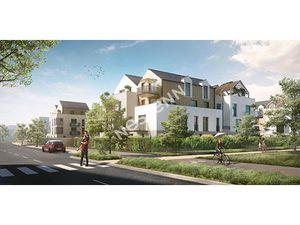 Programme neuf - Appartements à Compiègne - T3
